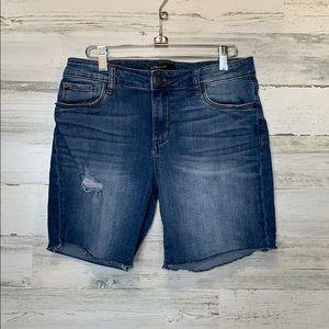 STS Blue Bermuda Shorts Size 26